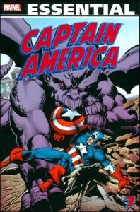 Essential Captain America Vol. 7