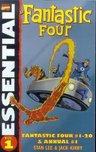 Essential Fantastic Four Vol. 1