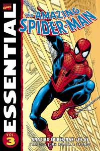 Essential Spider-Man Vol. 3 (first edition)
