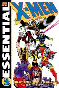 Essential X-Men Vol. 3