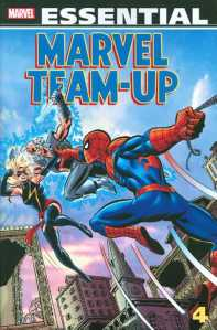 Essential Marvel Team-Up Vol. 4