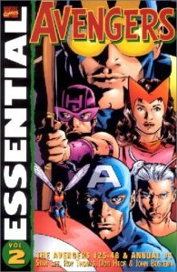 EssentiaL Avengers Vol. 2