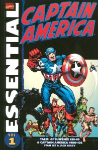 Essential Captain America Vol. 1