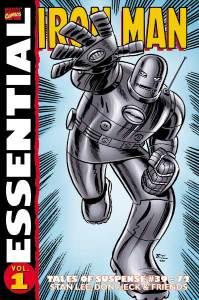 Essential Iron Man Vol. 1