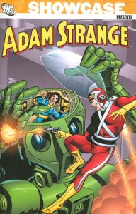 Showcase Presents Adam Strange Vol. 1