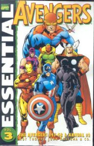 Essential Avengers Vol. 3