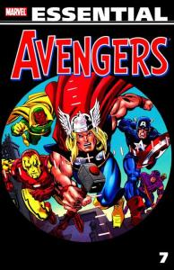 Essential Avengers Vol. 7