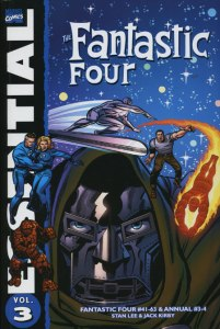 Essential Fantastic Four Vol. 3