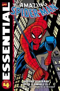 Essential Spider-Man Vol. 4 (second edition)