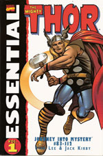Essential Thor Vol. 1