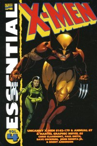 Essential X-Men Vol. 4 (second edition)