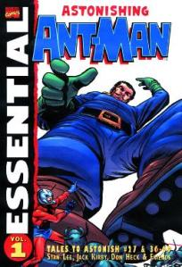 Essential Ant-Man Vol. 1
