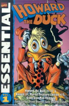 Essential Howard the Duck Vol. 1
