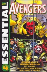Essential Avengers Vol. 4