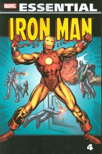 Essential Iron Man Vol. 4