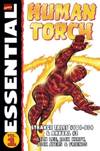 Essential Human Torch Vol. 1