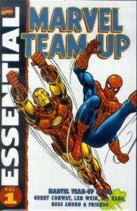 Essential Marvel Team-Up Vol. 1