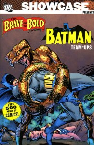 Showcase Presents The Brave and The Bold Batman Team-Ups Vol. 1