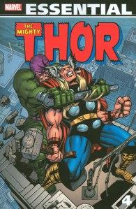 Essential Thor Vol. 4