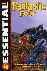 Essential Fantastic Four Vol. 4
