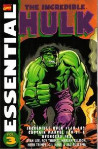 Essential Hulk Vol. 3