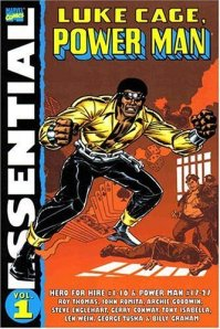 Essential Luke Cage, Power Man Vol. 1