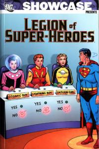 Showcase Presents Legion of Super-Heroes Vol. 1