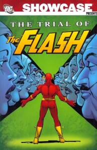 Showcase Presents The Trial of the Flash