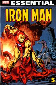 Essential Iron Man Vol. 5