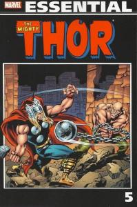 Essential Thor Vol. 5