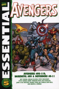Essential Avengers Vol. 5