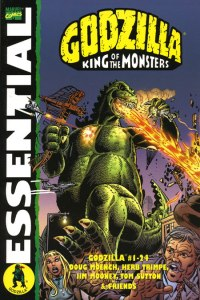 Essential Godzilla Vol. 1