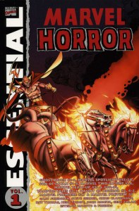 Essential Marvel Horror Vol. 1