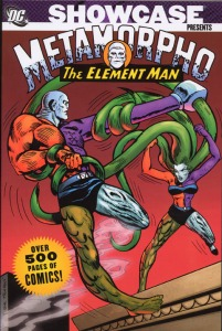 Showcase Presents Metamorpho Vol. 1