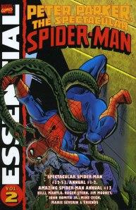Essential Peter Parker, the Spectacular Spider-Man Vol. 2