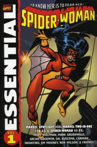 Essential Spider-Woman Vol. 1