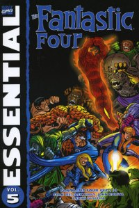 Essential Fantastic Four Vol. 5