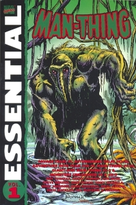 Essential Man-Thing Vol. 1