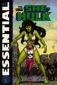Essential Savage She-Hulk Vol. 1