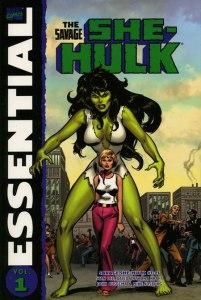 Essential Savage She-Hulk Vol. 1