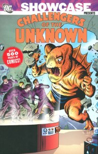 Showcase Presents Challengers of the Unknown Vol. 2