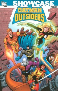 Showcase Presents Batman and the Outsiders Vol. 1