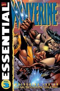 Essential Wolverine Vol. 3