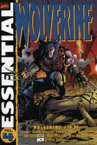 Essential Wolverine Vol. 4