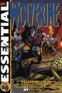 Essential Wolverine Vol. 4