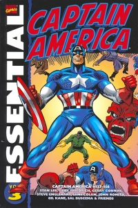 Essential Captain America Vol. 3