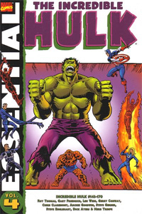Essential Hulk Vol. 4