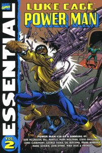 Essential Luke Cage, Power Man Vol. 2