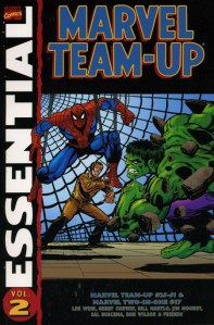 Essential Marvel Team-Up Vol. 2