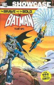 Showcase Presents The Brave and The Bold Batman Team-Ups Vol. 2